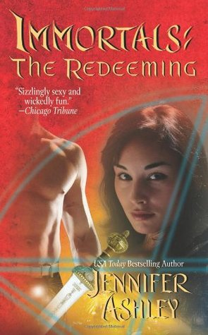 The Redeeming by Jennifer Ashley