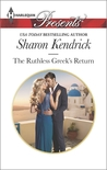 The Ruthless Greek's Return by Sharon Kendrick