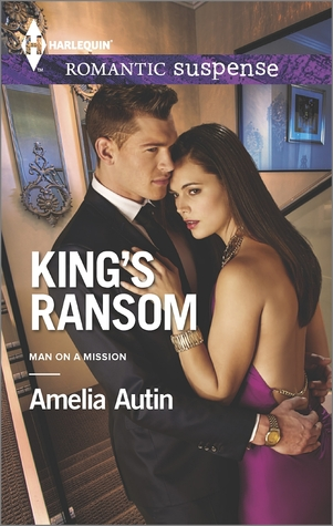 King's Ransom (Man on a Mission #2)