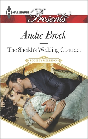The SheikhS Wedding Contract By Andie Brock
