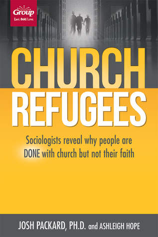 Church Refugees: Sociologists reveal why the dechurched left… and what theyre hoping to find (ePUB)