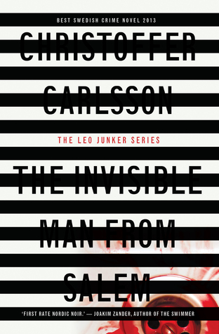 The Invisible Man from Salem (Leo Junker, #1)