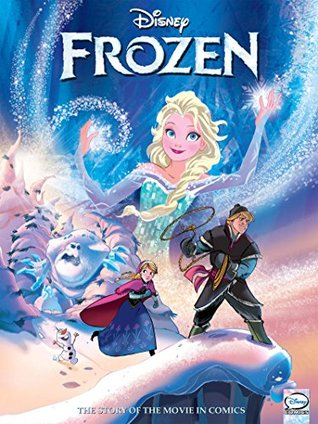 Frozen Graphic Novel