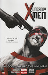 Uncanny X-Men, Vol. 3 by Brian Michael Bendis