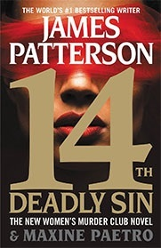 14th Deadly Sin (Women's Murder Club, #14)