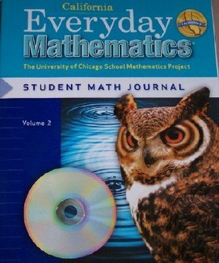 Everyday Mathematics Grade 5 California Student Math Journal Volume 2