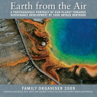Earth from the Air Family Organiser (300mm Square Calendar)