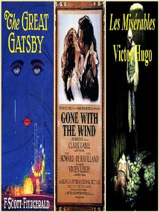 The Great Gatsby, Gone With The Wind, LES MISÉRABLES