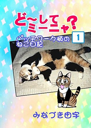 WhyMEENYA1: Cat of the patchwork pattern DOUSITEMEENYA