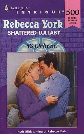 Shattered Lullaby by Rebecca York