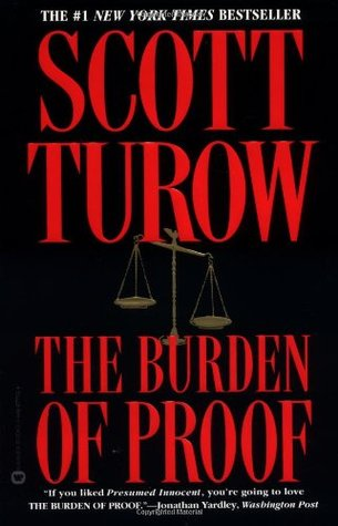 The Burden of Proof(Kindle County Legal Thriller 2)