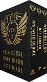Motorcycle Clubs Volume #1 Box Set (Death Lords MC, #1; Bedlam Butchers MC, #1; Hellfire Riders MC, #1)