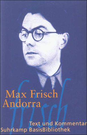 Andorra by Max Frisch
