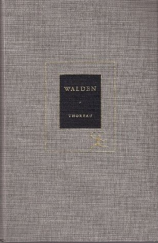 Selections From Walden by Henry David Thoreau