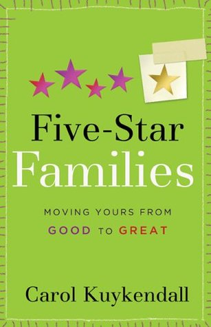 Five-Star Families by Carol Kuykendall