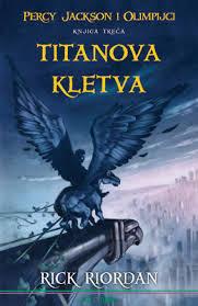 Titanova kletva (Percy Jackson i Olimpijci, #3)