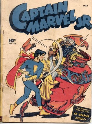 Captain Marvel Jr Volume 38 comic book: Illustrated