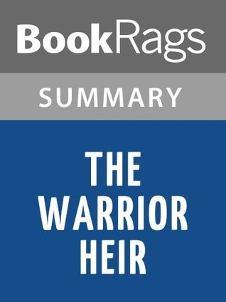 The Warrior Heir by Cinda Williams Chima l Summary & Study Guide