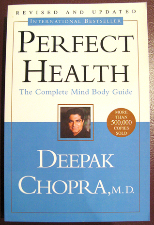 Perfect Health Deepak Chopra Pdf