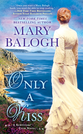 Book Review: Only a Kiss by Mary Balogh