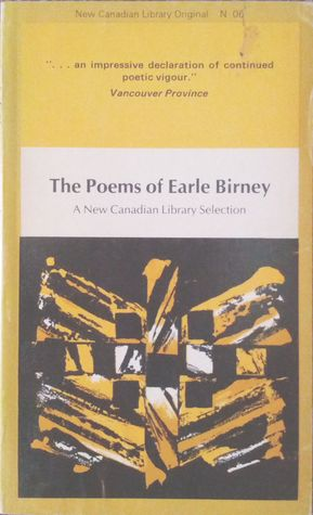 """an analysis of the poem bushed by earle birney Ecocrit analysis birney dc scott's """"powassan's drum,"""" or earle birney's """"bushed"""" and """"david the two poems we are about to explore--both of."""