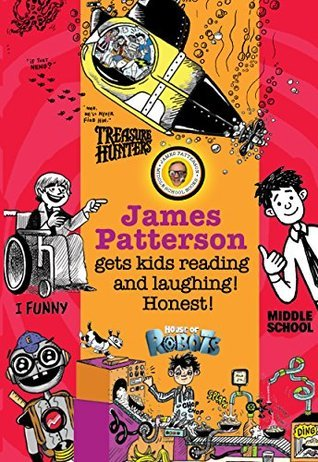 James Patterson's Bestselling Kids' Series -- Chapter Sampler