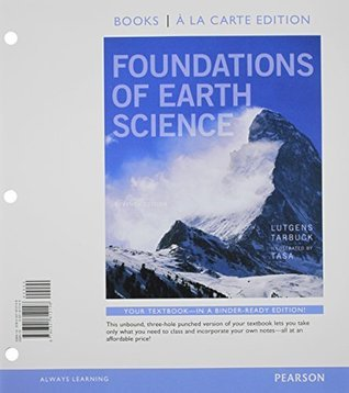 Foundations of Earth Science [with MasteringGeology & eText Access Code]
