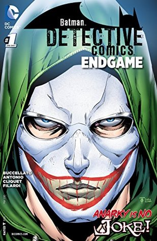 Batman Detective Comics: Endgame #1