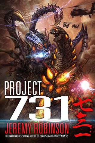 Project 731 (Nemesis Saga #3)