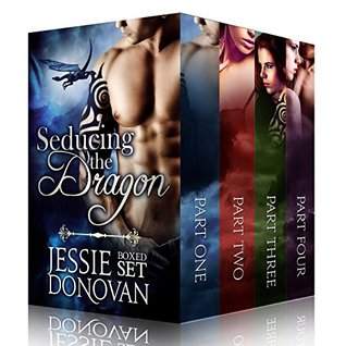 Seducing the Dragon (Stonefire Dragons, #2) by Jessie Donovan