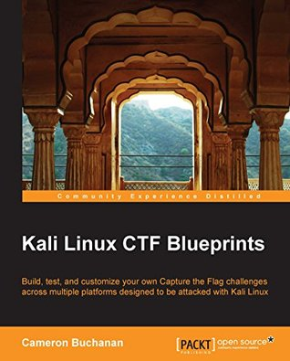 Kali linux ctf blueprints by cameron buchanan 23305899 malvernweather Gallery