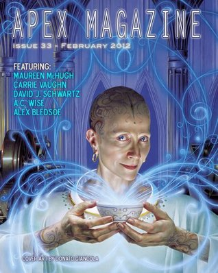 Apex Magazine - February, 2012 (Issue 33)
