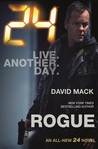 Ebook 24: Rogue by David Mack read!