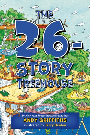 The 26-Story Treehouse(Treehouse 2)