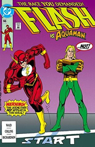 The Flash (1987-) #66