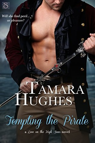 Tempting the Pirate(Love on the High Seas 1)