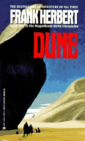 Cover - Dune (Goodreads)