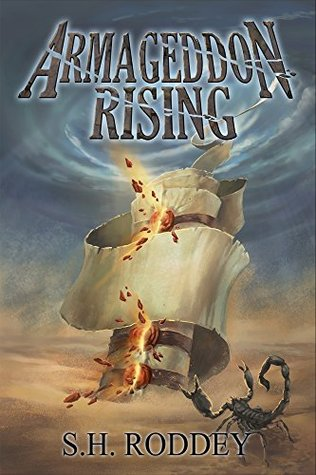 Armageddon Rising (The Soul Collectors Series Book 1)