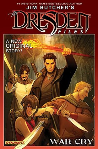 War Cry (The Dresden Files Graphic Novels)