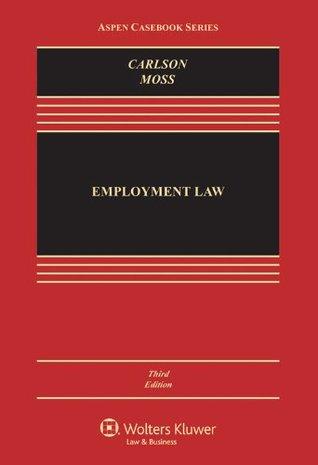 Employment Law (Aspen Casebooks)