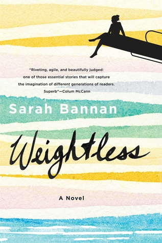 {Review} Weightless by Sarah Bannan