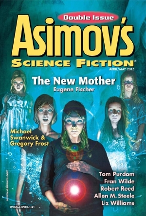 Asimov's Science Fiction, April/May 2015 (Asimov's Science Fiction, #471-472)