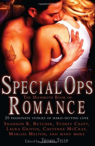 Image result for the mammoth book of special ops romance book cover