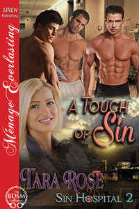 A Touch Of Sin (Sin Hospital #2)