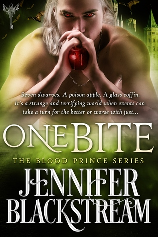 One Bite (Blood Prince, #2)