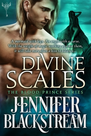 Divine Scales (Blood Prince, #4)