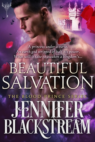 Beautiful Salvation (Blood Prince, #5)