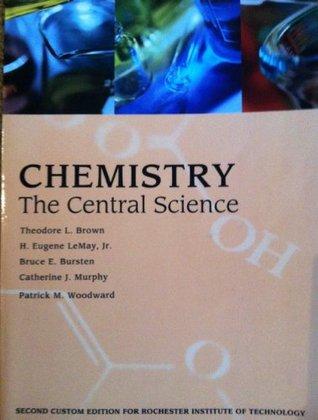 Chemistry: The Central Science 12th ed. AP ed. Test Prep Series (AP Test Prep Series) Paperback - January 1, 2012