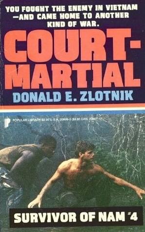 Court Martial (Survivor of Nam, #4)