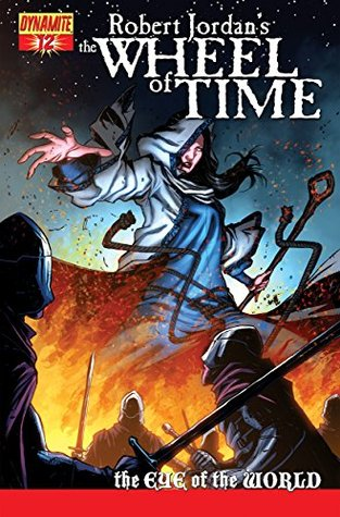 Robert Jordan's Wheel of Time: Eye of the World #12